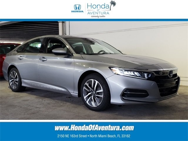 New 2018 Honda Accord Hybrid